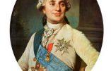 Le Testament de Louis XVI