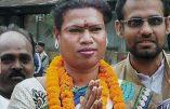 Premier maire transgenre en Inde
