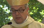 Mgr Jean-Luc Brunin, évêque homosexualiste du Havre, participera au Synode de 2015