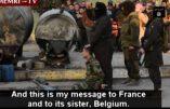 L'Etat Islamique annonce des attentats à la voiture piégée en France et en Belgique et promet la terreur «aux bastions chrétiens»