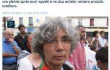 """Bénédicte Bauret, élue gauchiste et antiraciste, parle des """"pharmaciens juifs"""" et devient la cible des associations communautaires juives"""