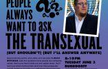 Transsexuel juif et franc-maçon, S. Bear Bergman veut endoctriner les enfants