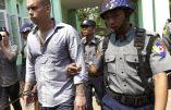 """En Birmanie, on ne se moque pas de Bouddha ! Deux ans et demi de prison pour """"insulte à la religion""""…"""