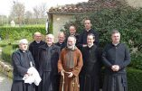 Prise d'habit de l'abbé de Cacqueray qui devient Père Joseph (vidéo)