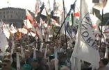 Mobilisation massive de la Ligue du Nord contre le gouvernement italien (reportage vidéo complet)