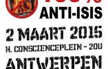 Pegida Vlaanderen a bien l'intention de manifester ce lundi à Anvers malgré l'interdiction de Bart De Wever