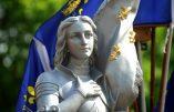 Chant à Sainte Jeanne d'Arc pour ce 10 mai