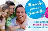 Mobilisation belge pour la Famille