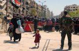 Des milliers de Palestiniens fuient l'avancée de l'Etat Islamique en Syrie