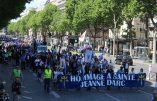 Hommage à Jeanne d'Arc – Le reportage d'ERTV interroge Marion Sigaut, Pierre Hillard et Alain Escada