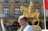 Hommage à Jeanne d'Arc et recomposition des forces nationales – Le discours d'Alain Escada sera-t-il entendu ?