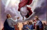 Jeudi de l'Ascension : explicitations de St Thomas d'Aquin