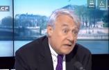 Le député Claude Goasguen l'avoue : la France soutient Al-Qaida et le Front Al-Nosra en Syrie