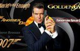 Un James Bond homosexuel et/ou noir a les faveurs de Pierce Brosnan…