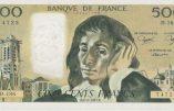 Jacques Sapir: Si la France revenait au Franc, «une baisse du chômage des 2/3 constitue une prévision robuste et crédible. «