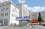 Un jeune détenu de la maison d'arrêt de Nantes s'est évadé lors de son hospitalisation au CHU de Nantes