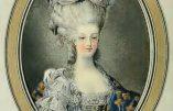 Souvenons-nous de notre Reine Marie-Antoinette assassinée il y a 226 années, le 16 octobre 1793