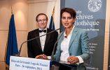 """Najat Vallaud-Belkacem : """"Je sais ce que la République et l'Ecole doivent à la Franc-Maçonnerie depuis deux siècles, comme le droit à la contraception doit beaucoup à la GLDF"""""""