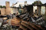 Xavier Moreau en Ukraine dans un contexte de reprise des hostilités