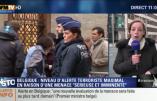 Menace terroriste – Bruxelles transformée en ville fantôme
