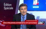 Ces journalistes passés de la télévision française à la télévision israélienne