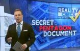 Un journaliste dévoile le rapport du Pentagone concernant l'aide des Etats-Unis aux djihadistes