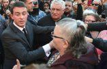 Manuel Valls encore chahuté