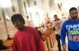 Des nouveaux convertis protestants font irruption dans des églises catholiques aux États-Unis