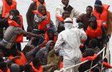 Le plan occulte des ONG pour que l'Europe soit envahie