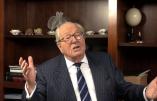 Jean-Marie Le Pen commente l'actualité