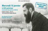 Projection d'un film de propagande sioniste sous le haut patronage de François Hollande le 13 janvier