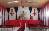 Un temple satanique ouvre ses portes dans un village colombien