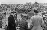 1945, les Américains, sauveurs de la France ? Les habitants de Royan servent de cobayes pour la bombe au napalm – Vidéo