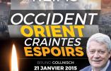 Conférence de Bruno Gollnisch à Reims le 21 janvier