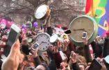 Les tristes manifestations du peuple arc-en-ciel en Italie à la veille du débat sur les unions civiles