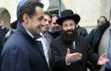 Nicolas Sarkozy, invité d'honneur de la Conférence des rabbins européens réunie à Londres ce dimanche