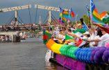 La Commission européenne aura son propre char à la «Gay Pride» d'Amsterdam