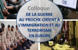 Guerre, immigration et terrorisme