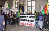 Des manifestants kurdes envahissent en toute impunité le Parlement de Bretagne ! Le «deux poids, deux mesures» continue…