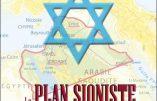 Le plan sioniste pour le Moyen-Orient (Oded Yinon)