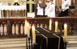 Petite histoire du rite funéraire en Occident