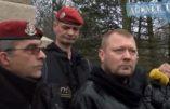 Calais : arrestation d'une poignée d'anciens paras venus soutenir le Général Piquemal