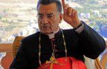 """Le patriarche Béchara Raï rappelle l'utilité de la peine de mort : """"l'Etat a le devoir de protéger les citoyens des assassins et des criminels qui circulent librement"""""""