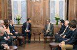 Délégation française à Damas: «Dans cette guerre la première victime c'est la vérité» selon Thierry Mariani