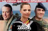 L'armée interdite de stand au salon de l'éducation, sur décision de l'ultra-gauche au pouvoir à Barcelone