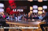 Jean-Marie Le Pen explique sur Canal+ les persécutions qu'il subit de la part de l'Etat socialiste