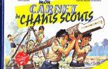 Mon carnet de chants scouts (Valérien Maxime de Monford avec illustrations de Pierre Joubert)