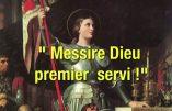 Participez à la neuvaine à Sainte Jeanne d'Arc pour le salut de la France