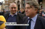Gilbert Collard : «Quand Marine Le Pen dit La France aux Français, c'est la France aux Juifs»