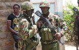 Kenya : trois femmes tuées après avoir attaqué un poste de police